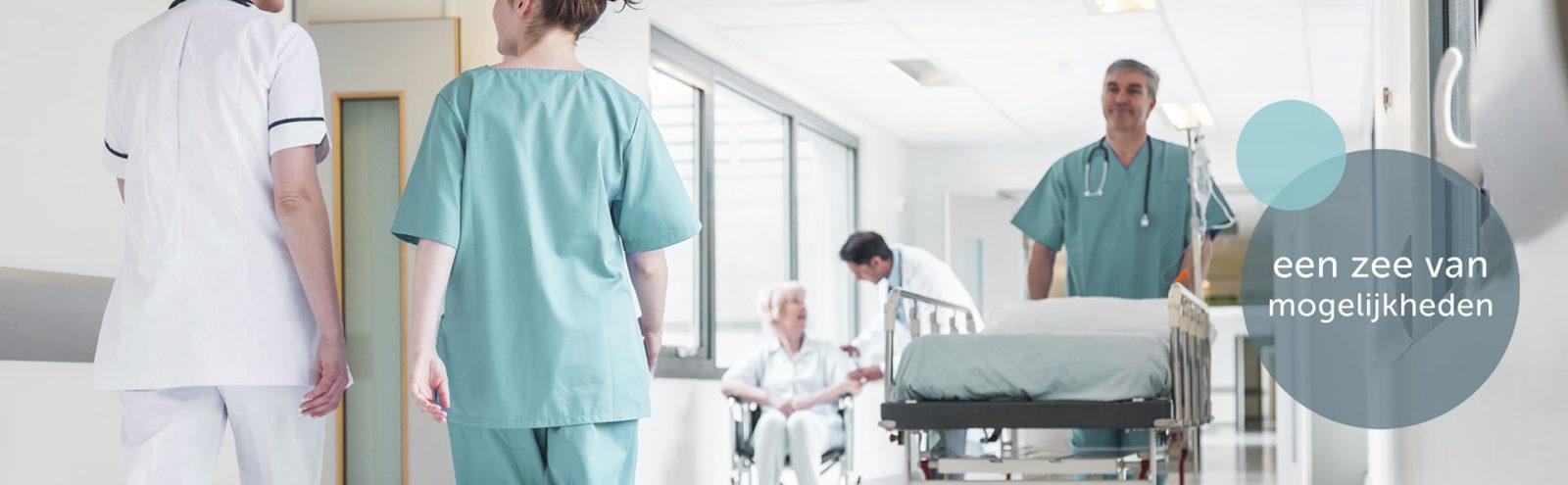 Persbericht: acht ziekenhuizen uit Noord West-Vlaanderen en Meetjesland slaan de handen in elkaar om patiënten in eigen regio beter te helpen.